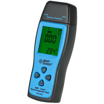 LCD EMF Temperature Meter with Alarm Ghost Hunting Paranormal Equipment evp aid