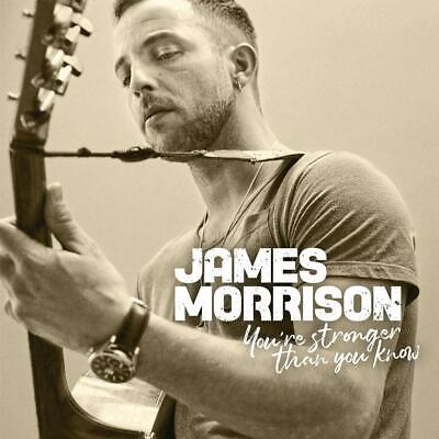 James Morrison You'Re Stronger Than You Know Cd - New Release March 2019