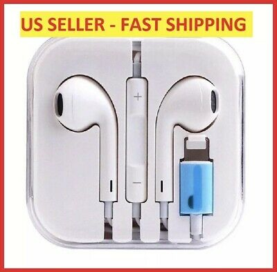 Wired Bluetooth Earphones Headphone For Apple iPhone X 8 7 Plus