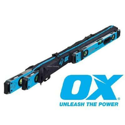 OX Tools Pro Spirit Level Bag / Case to Hold 600, 1200, 1800mm Levels