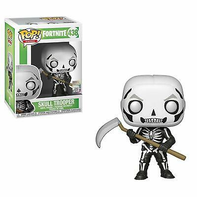 FUNKO POP - FIGURA VINILO FORTNITE SKULL TROOPER - NUEVO y ORIGINAL