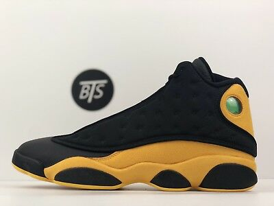 "online retailer 54f4f fb656 Men s Air Jordan 13 Retro ""Melo Class Of 2002"" Size-7 Yellow Black"