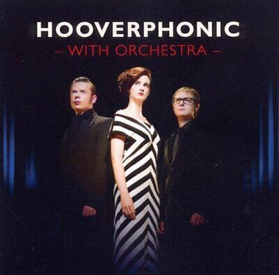 Hooverphonic - With Orchestra CD Col NEW