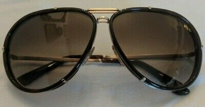 a0d07ef56d230 Tom Ford TF 109 28K Cyrille Brown Women s Sunglasses w  Case 63-10-