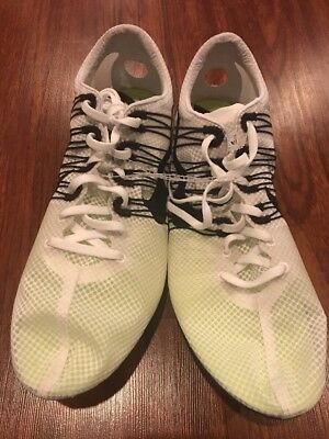 fd6ca850f8d6d0 Nike Zoom Victory 2 Flywire Spikes Track Distance Shoes 555365 100 Men s US  14