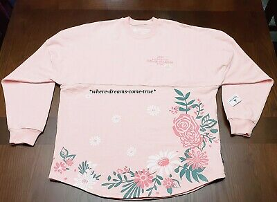 Disney Parks Epcot Flower & Garden Festival Minnie Mouse Party Spirit Jersey NEW