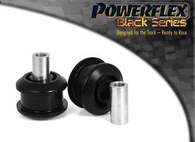 Powerflex BLACK Front Arm Rear Bush PFF16-602BLK for Fiat Punto MK2