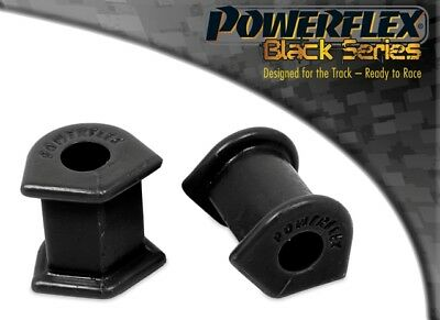 Powerflex BLACK Front Anti Roll Bar Bush 15mm PFF1-804-15BLK for Alfa Romeo