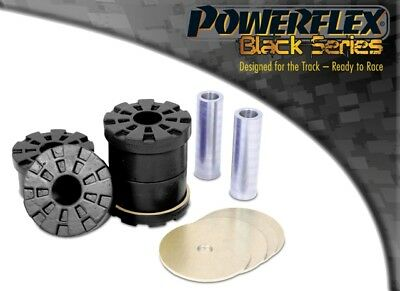 Powerflex BLACK Rear Subframe Rear Bush PFR85-528BLK for Audi Golf Octavia Leon