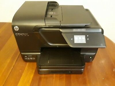 HP OFFICEJET PRO 8600 e-All-In-One Inkjet Printer - NO Printhead or