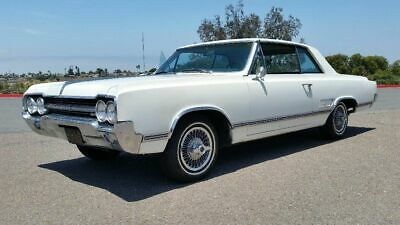 1965 Oldsmobile 442 Chrome 1965 65 Oldsmobile Olds 442 4-4-2 #s Matching w/ Protecto Plate 400 ci Big Block