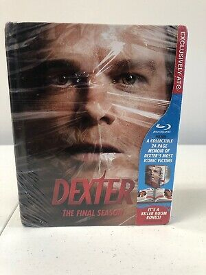 Dexter: The Complete Final Season [Blu-ray], New, Free Ship