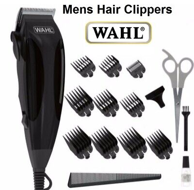 Wahl Mens Hair Clippers Electric Powerful Home Haircut Clipper Trimmer Groomer