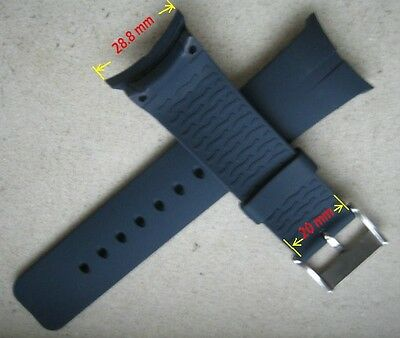 NAUTICA AUTHENTIC BAND STRAP BLUE A14557G A14610G N16669G N11089G NAPNWP001