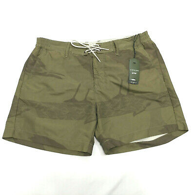 20fcdf8e40 G-STAR RAW MEN Size 2XL XXL = 38 Swim Shorts JOAKIM Navy Camo Beach ...