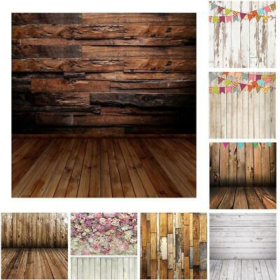 Wood Grain Pattern Photography Backdrop For Photo Studio/Club/Party /Stage Set