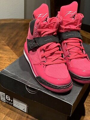 pretty nice bf54b 939a4 Jordan Nike Air Flight 45 (GS) Girls Basketball Shoes 547769-601 size 6Y