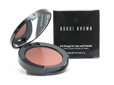 Bobbi Brown Pot Rouge for Lips & Cheeks UBER BEIGE 28 NEW IN BOX, 0.13oz / 3.7g