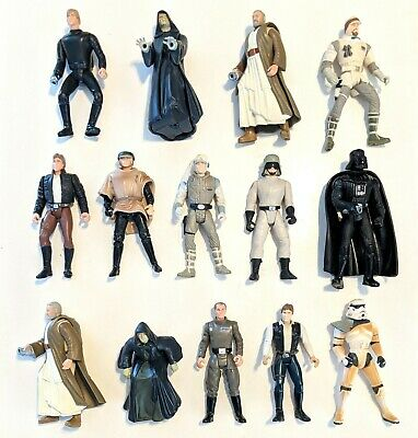 Kenner CHOOSE Action Figures 1997 Star Wars Power of the Force II