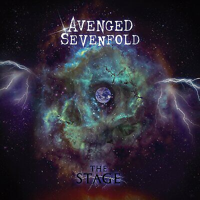 Avenged Sevenfold - The Stage - Cd - New
