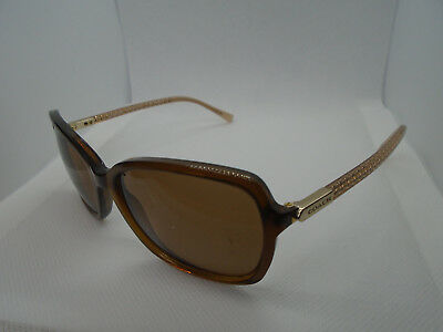 03298d2b3067 Coach Eyeglasses HC8152 L136 5328T5 Brown Glitter  Crystal Lt Brown Rx  57-17-