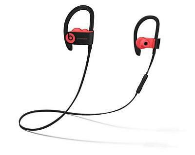 BEATS BY DR DRE Powerbeats3 Wireless Headset Sport Earphones US STOCK RED