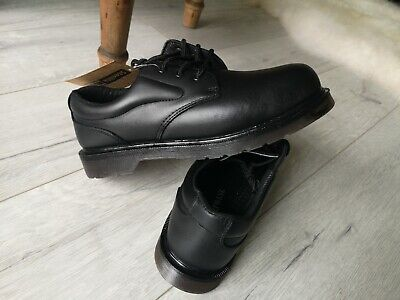 PortWest FW26  Boots Safety Shoes Chef's  Black Anti Slip Manager UK 8, EUR 42