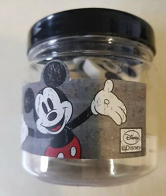 Disney Mickey Mouse Eraser Tub Set Contains 15 Novelty Erasers