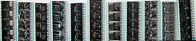 """11 Strips Of 5 Film Cells  """"I Robot"""" Clearout Bargain"""