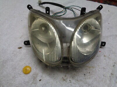 Chinese Scooter Moped Headlight Front Light Unit Assy