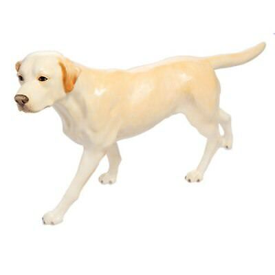 John Beswick Collectors Dog Figurine - Yellow Labrador