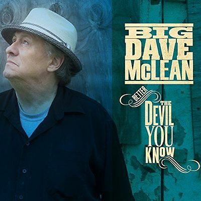 Mclean, Big Dave - Better The Devil You Know - Cd - New