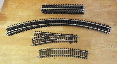 HORNBY Train Track Sections 00 GAUGE  SELECT from the list