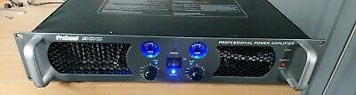 Prosound 800 Professional Power Amplifier in full working order