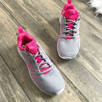 outlet store 0481e 159cf Nike Women s Kaishi 2.0 Running Shoes Wolf Grey Pink blast-white 833666 051