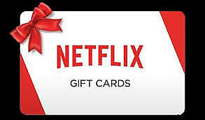 $30 Netflix Giftcard - Email Delivery