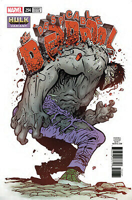 The Despicable Deadpool #294 Variant - 1St Print - Marvel - Bagged And Boarded
