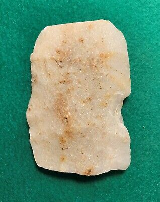 Hixton Knife Scraper Tool M0811 Wisconsin  Authentic Native Artifact Arrowhead