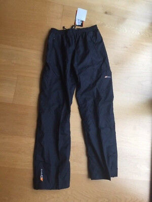 GRAYS training trousers waterproof  navy NEW size S or size 10