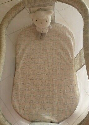 Halo Bassinest Sheet, Brand new Handmade for Halo Swivel Sleeper Bassinet Fitted