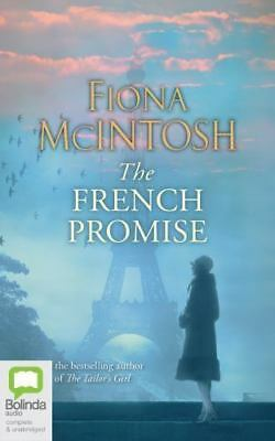 The French Promise by Fiona McIntosh: New CD 2016
