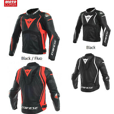 Dainese Mugello Perforated and Non-Perf Leather Jackets sz 46, 48,52 and 54 Euro