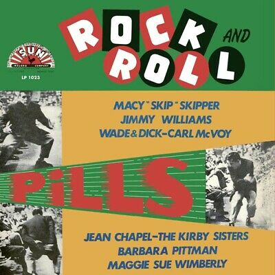 Various - Rock And Roll Pills Vinyl Maxi HOME NORMAL/Cargo NEW