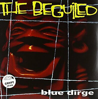 The Beguiled - Blue Dirge Vinyl LP CRYPT RECORDS/Cargo NEW