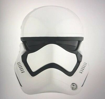 Star Wars: First Order Stormtrooper Premier Line Helmet New Sealed