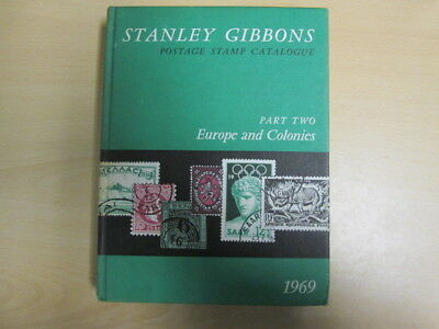 Good - Stanley Gibbons Priced postage stamp catalogue. Part two. Europe and colo
