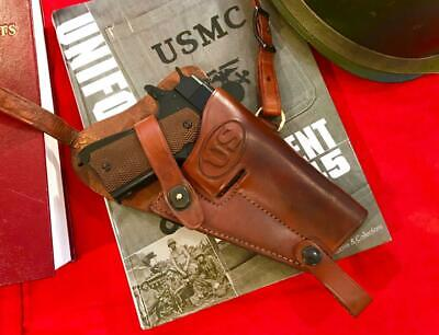 REPRODUCTION WWII US M3 Tanker & Pilot's Colt 1911A1 Leather