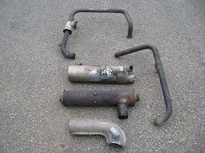 Exhaust Components - Lycoming O-320-A1A - Piper Commanche