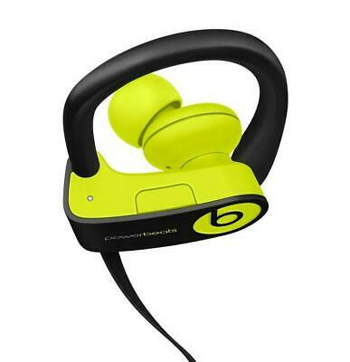 BEATS BY DR DRE Powerbeats3 Wireless Headset Sport Earphones US STOCK YELLOW