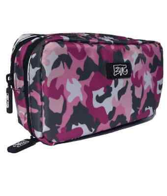 ETC Pink Camo Diabetic Kitbag Adults Diabetes Supply Cases, Bags, Handbags